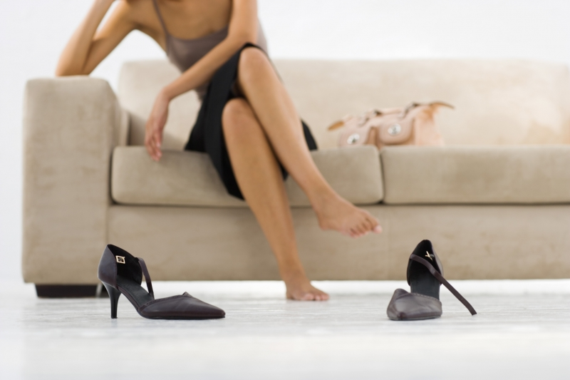 High Heels & Back Pain: The Price of Looking Sexy