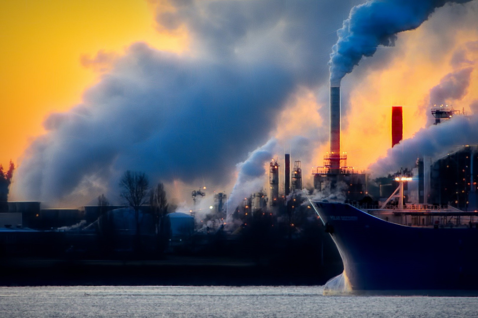 Air Pollution & Your Health