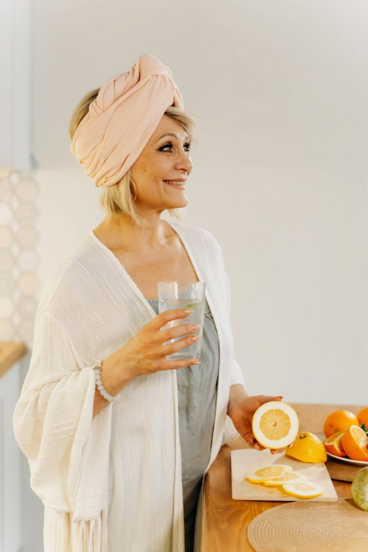Managing Menopause Symptoms With Diet and Exercise
