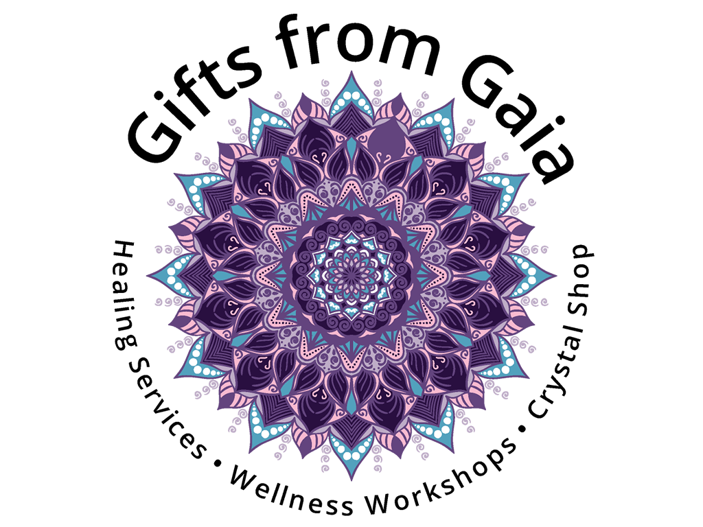 Gifts from Gaia - Healing Services • Wellness Workshops • Crystal Shop
