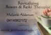 Revitalizing Bowen & Reiki Therapist