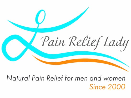 Pain Relief Lady