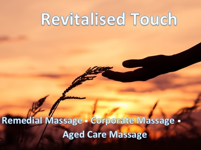 Frady - Remedial Massage therapist on Natural Therapy Pages