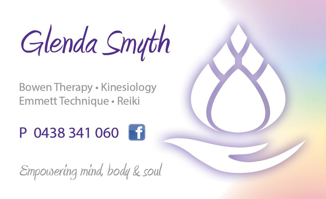 Glenda Smyth Holistic Health Practitioner therapist on Natural Therapy Pages