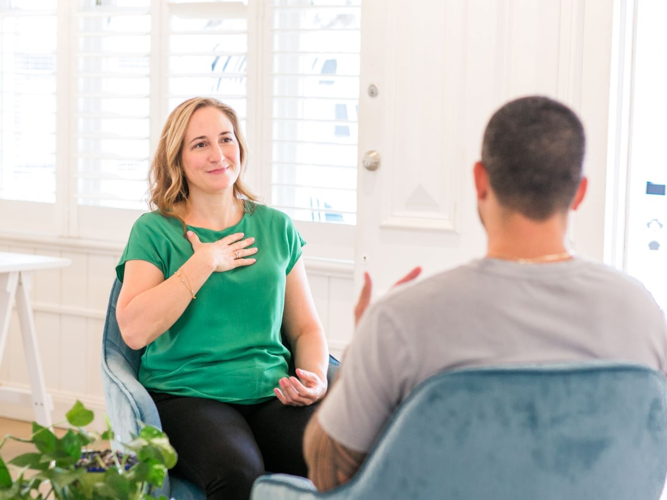 Sarah Tuckett - Psychotherapy & Counselling