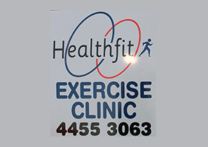 HealthFit Exercise Clinic