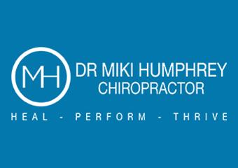 Dr Miki Humphrey Chiropractor