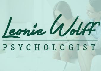 Leonie Wolff Psychologist