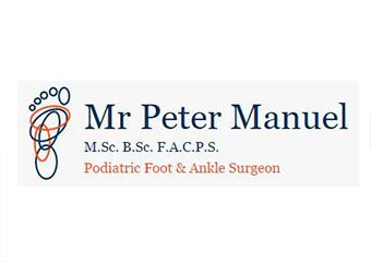 Mr Peter Manuel