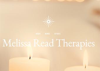 Melissa Read Therapies