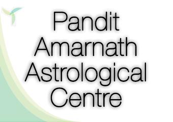 Pandit Amarnath Astrological Centre