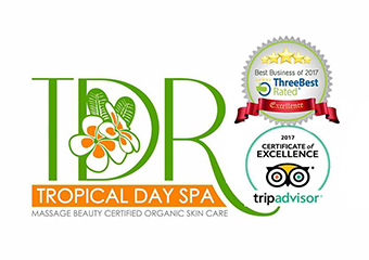 Tropical Day Spa therapist on Natural Therapy Pages