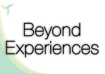 Beyond Experiences