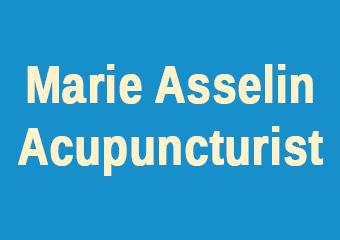 Marie Asselin Acupuncturist