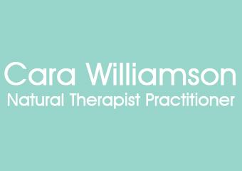 Cara Williamson Natural Therapist Practitioner