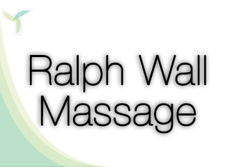 Ralph Wall Massage