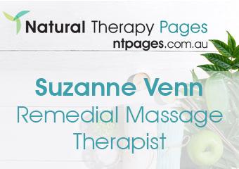 Suzanne Venn Remedial Massage Therapist