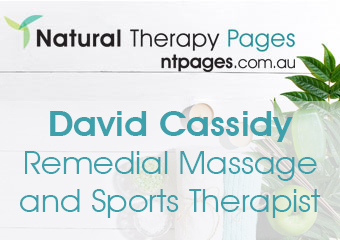 David Cassidy Remedial Massage and Sports Therapist