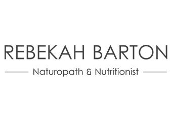 Rebekah Barton Naturopath & Nutritionist