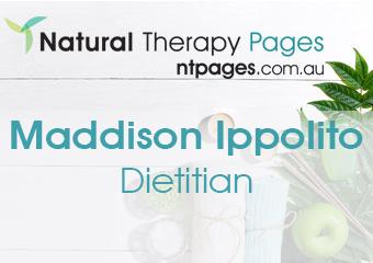 Maddison Ippolito Dietitian
