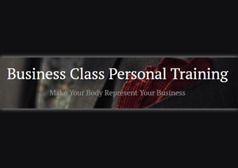 Business Class Personal Training
