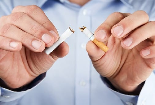 Quit Cigarettes in 60 Minutes therapist on Natural Therapy Pages