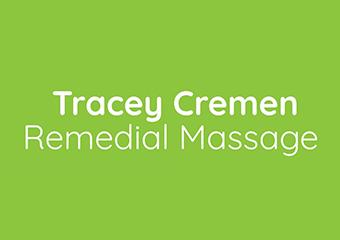 Tracey Cremen Massage Therapist