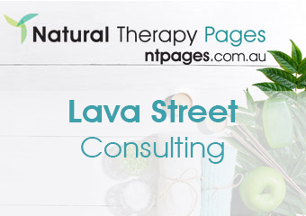 Lava Street Consulting therapist on Natural Therapy Pages