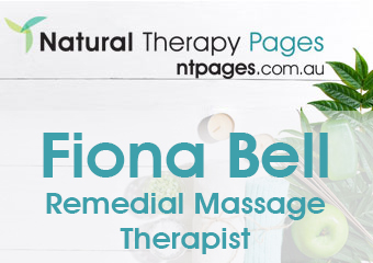 Fiona Bell Remedial Massage Therapist
