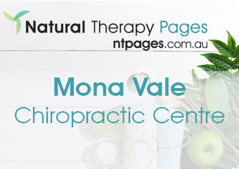 Mona Vale Chiropractic Centre therapist on Natural Therapy Pages