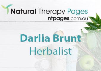 Darlia Brunt Herbalist