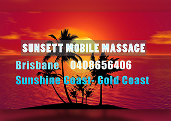 Sunsett Massage