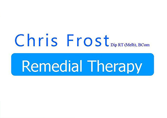 Chris Frost therapist on Natural Therapy Pages
