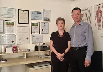 Linda & Les Bennetts therapist on Natural Therapy Pages