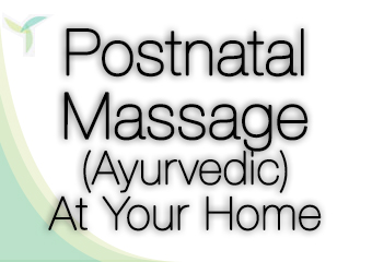 Postnatal Massage (Ayurvedic) At Your Home