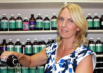 Eloise Charleson therapist on Natural Therapy Pages