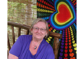 Kerry Marsh therapist on Natural Therapy Pages