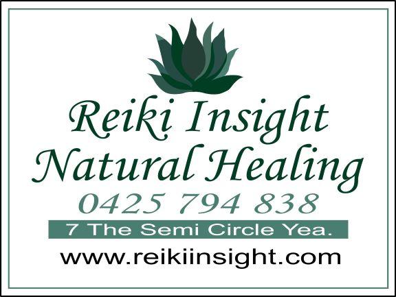 Reiki Insight