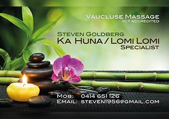 Ka Huna & Lomi Lomi  Massage