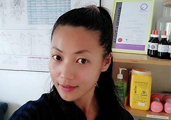 Myotherapist  - Suishan Angel Zhong