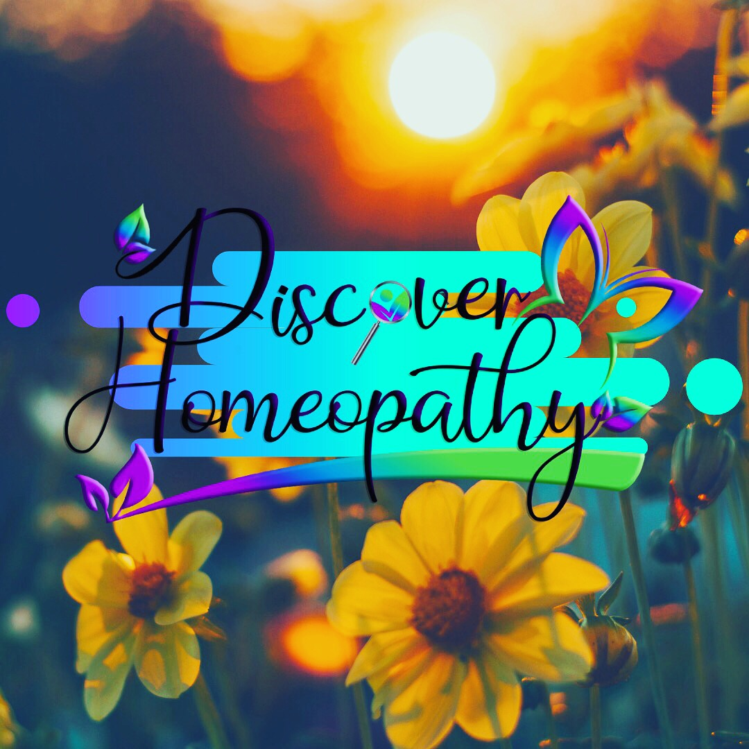 Discover Homeopathy