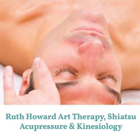 Ruth Howard Art Therapy, Shiatsu and Kinesiology Hobart