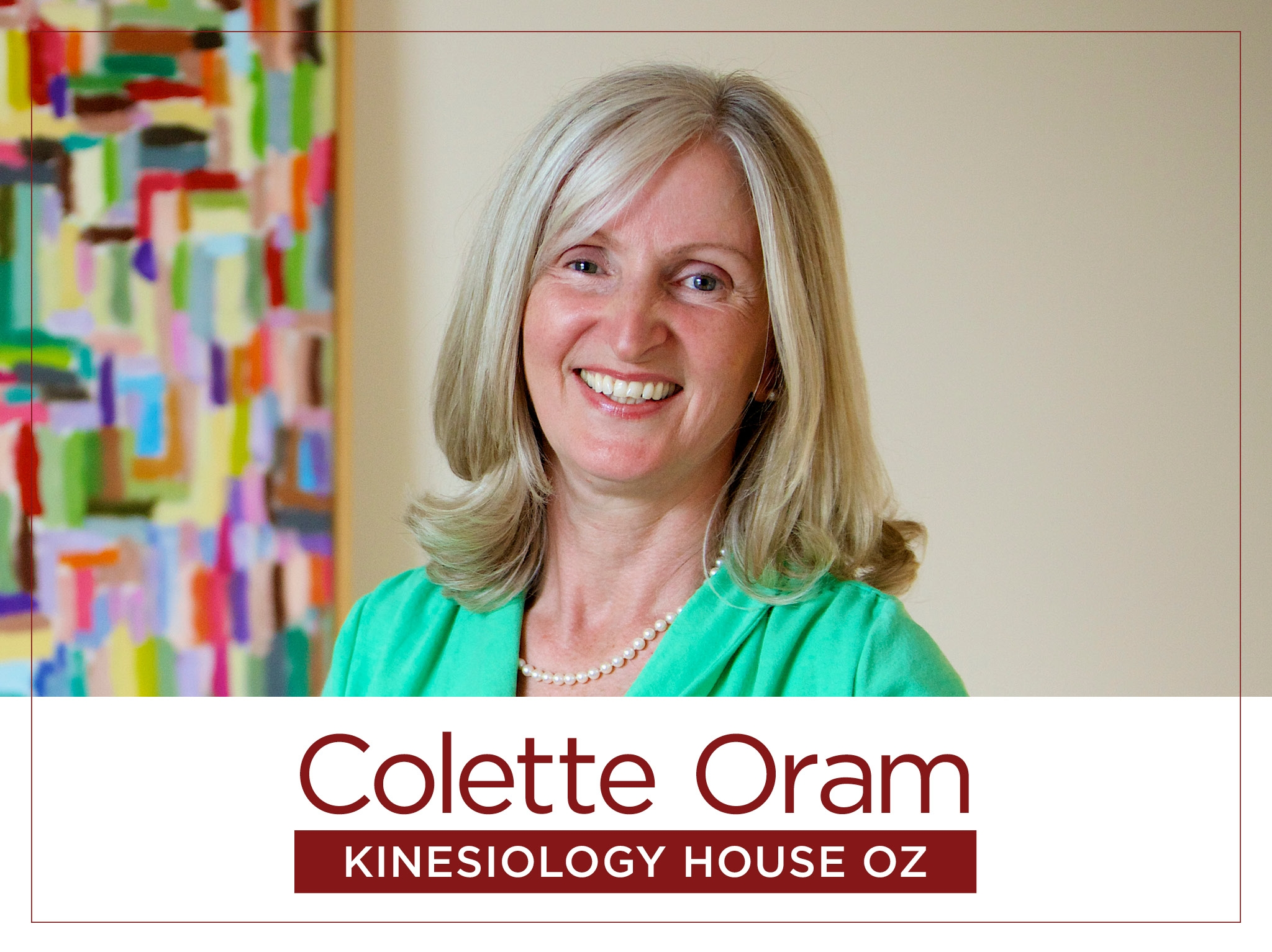 Colette Oram Kinesiology and Yoga