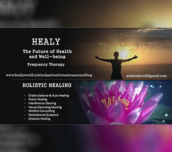 Holistic Healing - Andrea Lavell