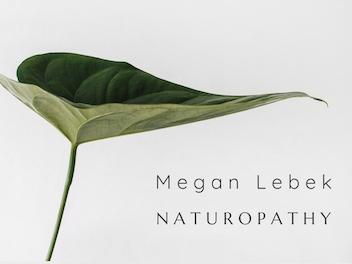 Megan Lebek Naturopathy