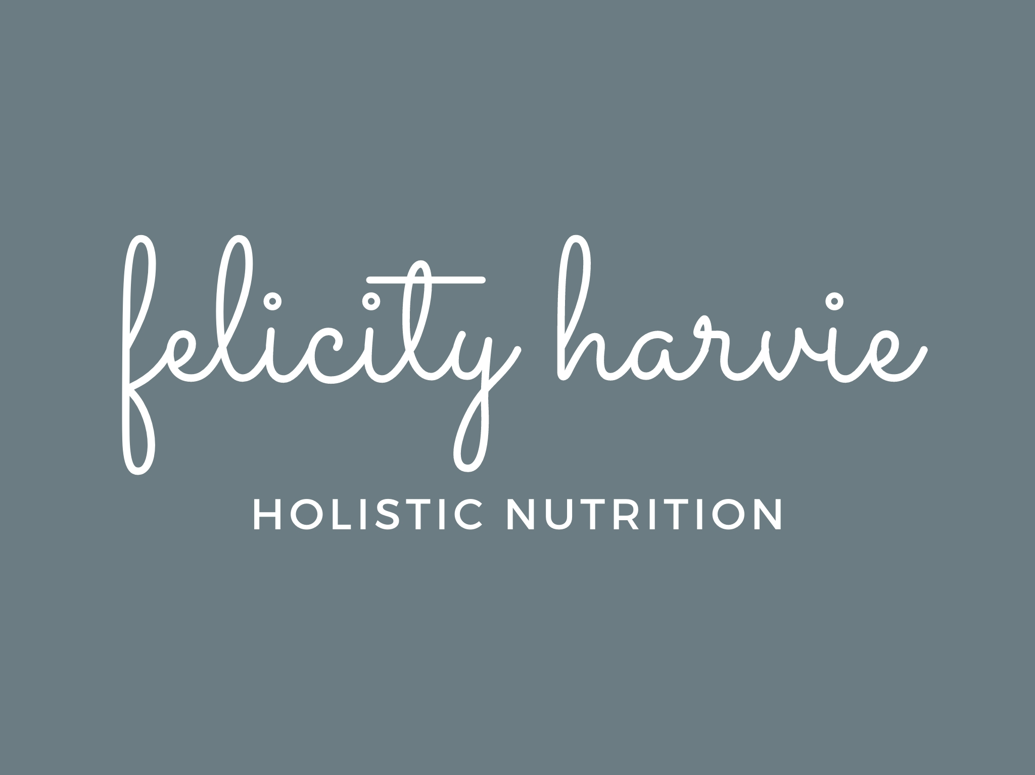 Felicity Harvie