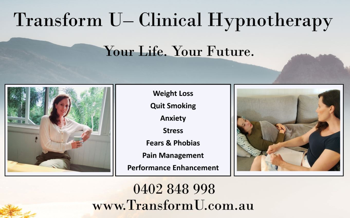 Transform U hypnosis