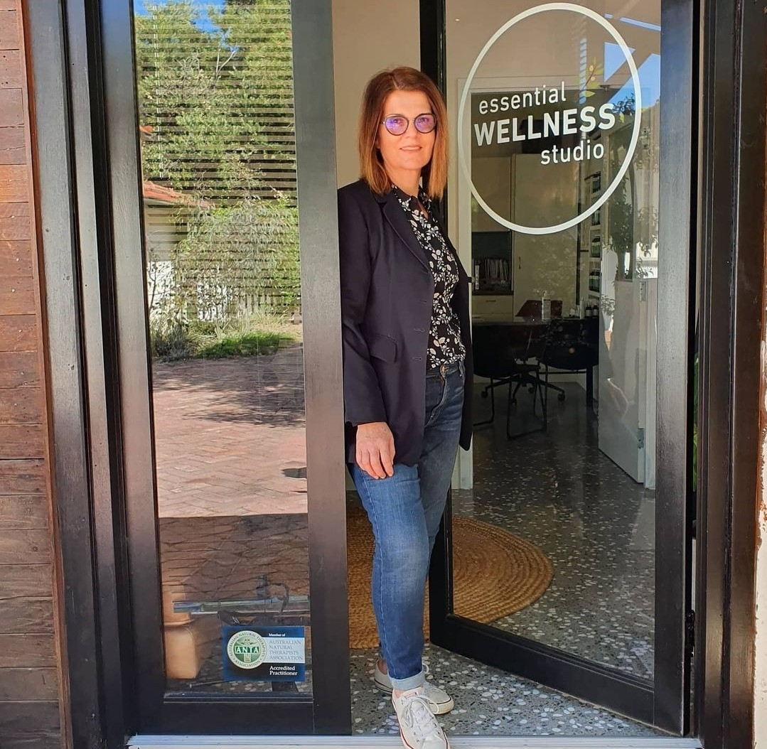 Angelina Boccardo therapist on Natural Therapy Pages
