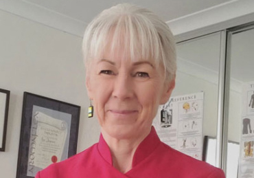 Anne Jameson therapist on Natural Therapy Pages