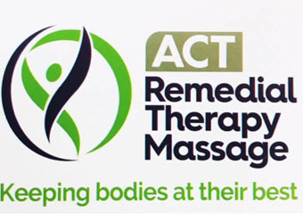 ACT Remedial Therapy Massage therapist on Natural Therapy Pages